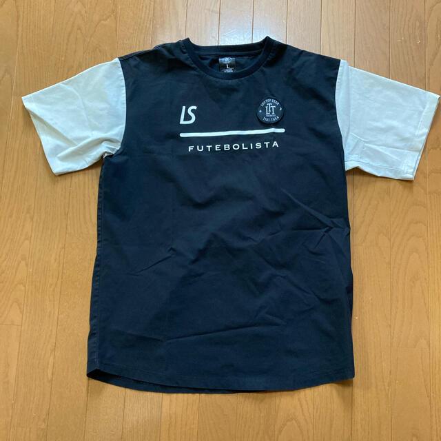 LUZ(ルース)のルースイソンブラ LTT トップチーム ブラック 半袖 プラシャツ スポーツ/アウトドアのサッカー/フットサル(ウェア)の商品写真