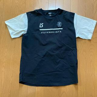 ルース(LUZ)のルースイソンブラ LTT トップチーム ブラック 半袖 プラシャツ(ウェア)