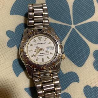 アルバ(ALBA)のALBA GEAR V733-6A11(腕時計(アナログ))