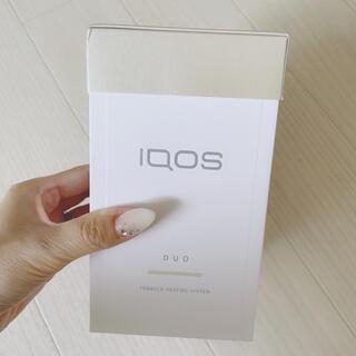 IQOS - iQOS3❗️DUO ゴールド新品同様