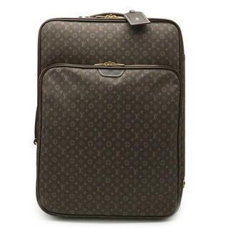 ルイヴィトン(LOUIS VUITTON)のルイ ヴィトン ペガス55 (12000229)(トラベルバッグ/スーツケース)