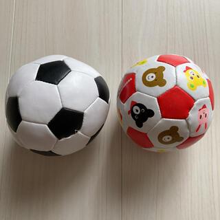 ミキハウス(mikihouse)のミキハウス ソフトボール サッカーボール(ボール)