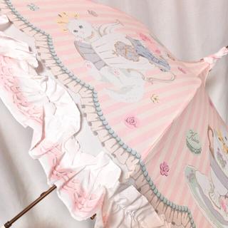 Angelic Pretty - <美品> ルミエーブル 今井キラ パゴダ傘