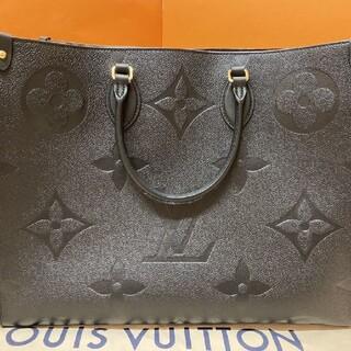 LOUIS VUITTON - 超美品!Louis Vuitton ノワール オンザゴーGM