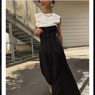 Ameri VINTAGE - アメリヴィンテージ STITCH TUCK DRESS ステッチタックドレス