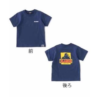 エクストララージ(XLARGE)のXLARGE KIDS バックOGロゴプリントTシャツ(Tシャツ/カットソー)
