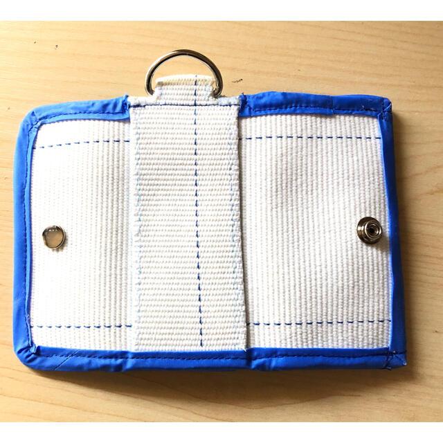 消防ホース キーケース キーホルダーリング メンズのファッション小物(キーケース)の商品写真