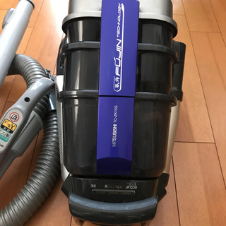 ミツビシ(三菱)のMITSUBISHIミツビシ 風神 掃除機(掃除機)