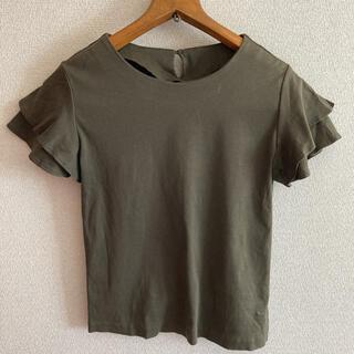 UNITED ARROWS - 美品 ユナイテッドアローズ カーキ Tシャツ カットソー