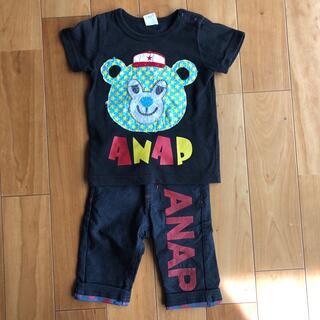 アナップキッズ(ANAP Kids)のANAP♡セット(Tシャツ/カットソー)