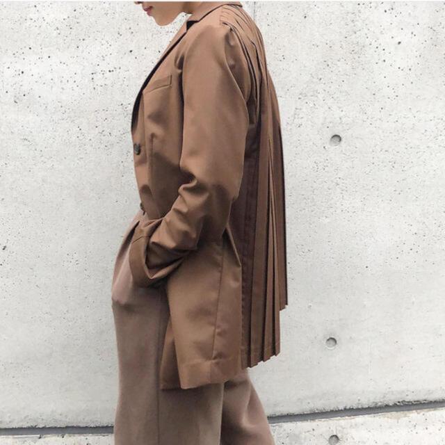 Ameri VINTAGE(アメリヴィンテージ)のテーラードジャケット レディースのジャケット/アウター(テーラードジャケット)の商品写真