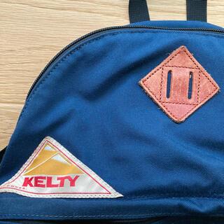 ケルティ(KELTY)の最終値下げ KELTY ケルティ リュック 限定品 2段仕切りアリ(リュック/バックパック)