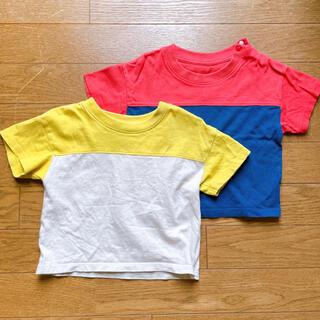 UNIQLO - ユニクロ 半袖Tシャツ 80