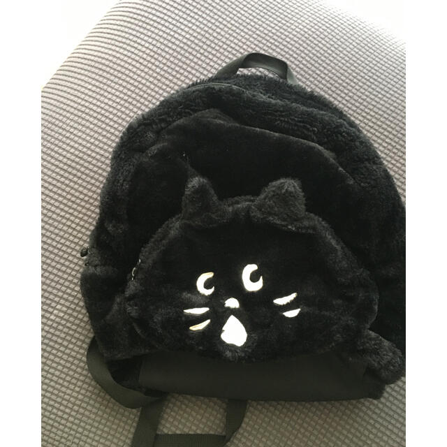 Ne-net(ネネット)のネネット にゃー リュック レディースのバッグ(リュック/バックパック)の商品写真