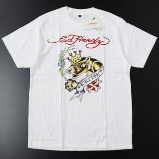 エドハーディー(Ed Hardy)の(新品)Edhardy Tシャツ(Tシャツ/カットソー(半袖/袖なし))