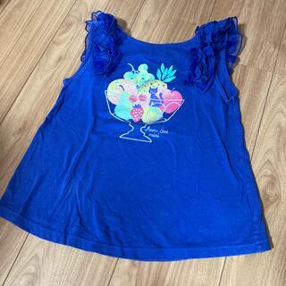 アナスイミニ(ANNA SUI mini)のANNA SUI mini アナスイミニ カットソー 140(Tシャツ/カットソー)