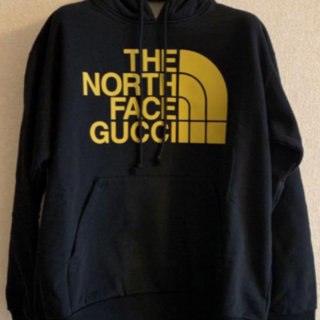 THE NORTH FACE -  GUCCI THE NORTH FACE パーカー