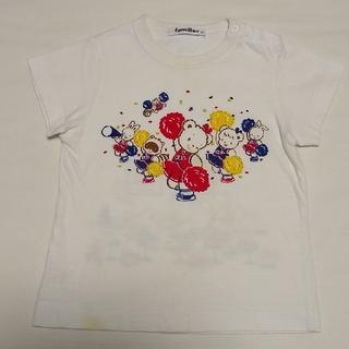 familiar - familiar Tシャツ 90