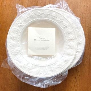 ウェッジウッド(WEDGWOOD)のWEDGWOOD🌿皿ペア 新品未使用(食器)