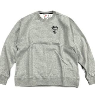 ステューシー(STUSSY)のStussy × Nike Fleece Crew Sweatshirt L(スウェット)