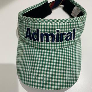 アドミラル(Admiral)の★ アドミラル  ゴルフバイザー(その他)
