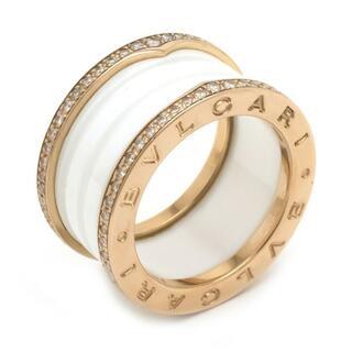 ブルガリ(BVLGARI)のブルガリ 4バンドリング (32000052)(リング(指輪))