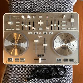 パイオニア(Pioneer)のSPIN DJ vestax(DJコントローラー)