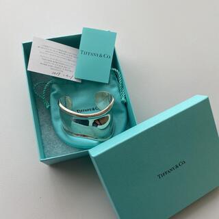 Tiffany & Co. - TIFFANY&Co. ティファニー ボーンカフ バングル