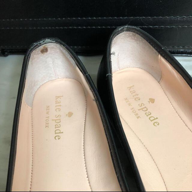 kate spade new york(ケイトスペードニューヨーク)のケイトスペード美品♠︎フラットシューズ・パンプス レディースの靴/シューズ(バレエシューズ)の商品写真