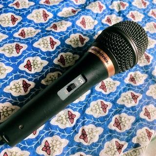 オーディオテクニカ(audio-technica)のaudio-technica AT-VD6(ATVD6)ダイナミックボーカルマイ(マイク)