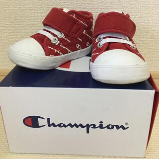 チャンピオン(Champion)のChampion スニーカー 13cm(スニーカー)