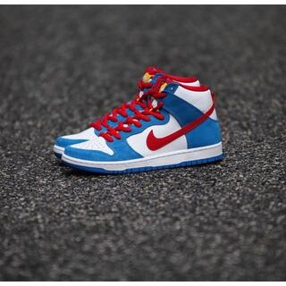 "NIKE DUNK HIGH OG ""DORAEMON"""