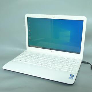 エヌイーシー(NEC)の新品SSD Win10 NEC PC-LS150HS6W Pentium(ノートPC)