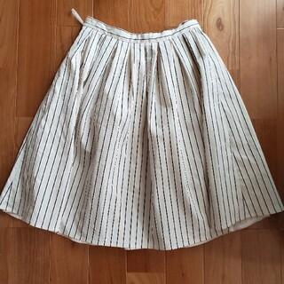 インデックス(INDEX)のスカート(ひざ丈スカート)