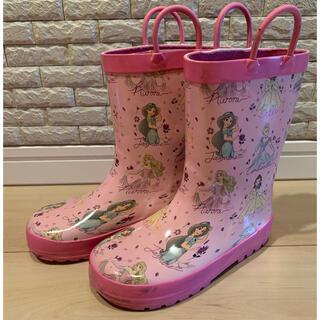 ディズニー(Disney)のディズニープリンセス 長靴 19(長靴/レインシューズ)