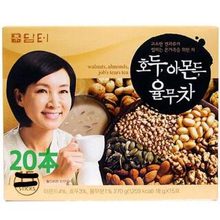 『ダムト』ユルム茶(20包)<韓国伝統茶・韓国健康茶>