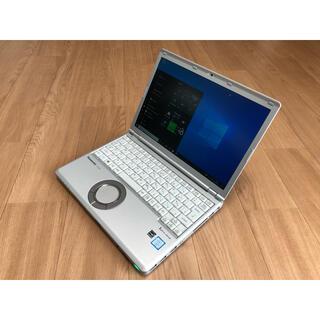 Panasonic - 高性能Let's note/Core i5/8GB/SSD240GB/CFSZ5