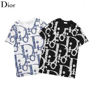 Christian Dior - 2を買って1を贈ります!!♥Tシャツ半袖ディオール Dior男女兼用2