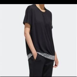 adidas - アディダス フレンチスリーブ 半袖Tシャツ