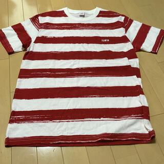エドウィン(EDWIN)のエドウィン ボーダーTシャツ(Tシャツ/カットソー(半袖/袖なし))