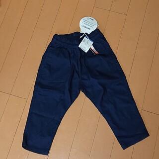 BREEZE - 新品 タグ付き BREEZE ズボン パンツ 100 ネイビー 接触冷感加工