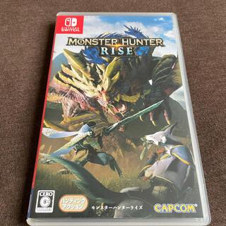 ニンテンドースイッチ(Nintendo Switch)のモンスターハンターライズ(家庭用ゲームソフト)