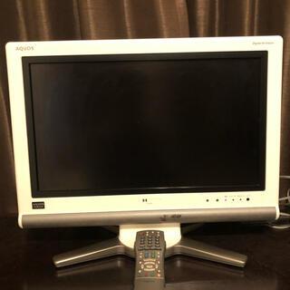 アクオス(AQUOS)のシャープ 液晶テレビ 20インチ(テレビ)