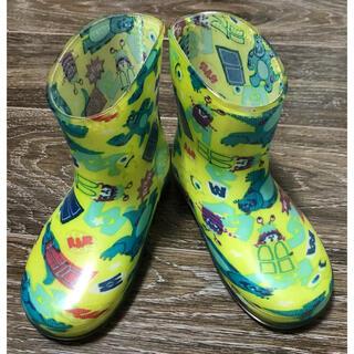 ディズニー(Disney)のモンスターズインク 長靴 15cm(長靴/レインシューズ)