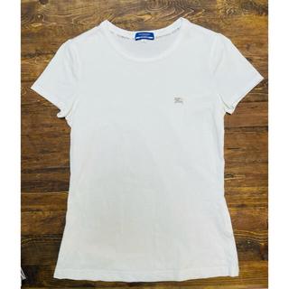 BURBERRY BLUE LABEL - Burberry Blue label Tシャツ サイズ38
