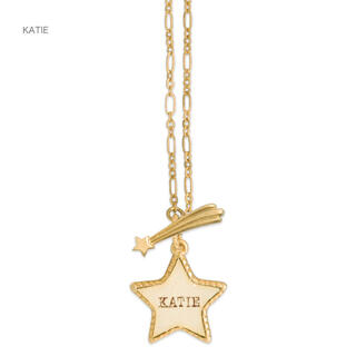 Katie - katie TWINKLE STAR necklace 星 ネックレス