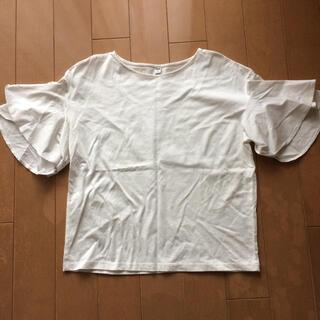 ユニクロ(UNIQLO)のUNIQLO Tシャツ 美品!!(Tシャツ(半袖/袖なし))