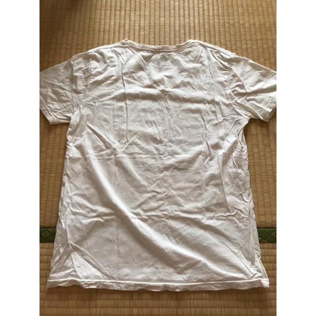 MARGINI e vuote マルジニエボーテ 半袖 Vネック Tシャツ  メンズのトップス(Tシャツ/カットソー(半袖/袖なし))の商品写真