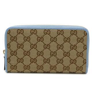 Gucci - グッチ ラウンドファスナー長財布 (32030627)