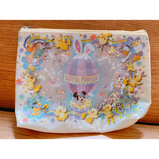 Disney - 【新品】うさピヨ ポーチ ディズニーイースター2020 ディズニーシー